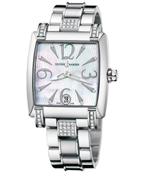 Ulysse Nardin Caprice Ladies Watch Model 133-91C-7C-691