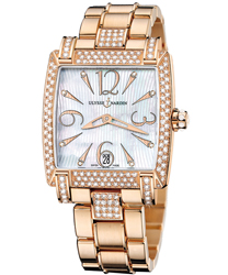Ulysse Nardin Caprice Ladies Watch Model 136-91AC-8C-695