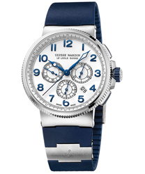 Ulysse Nardin Marine Chronograph Men's Watch Model: 1503-150-3.60