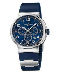 Ulysse Nardin Marine Chronograph Men's Watch Model: 1503-150-3.63