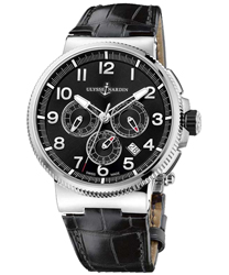 Ulysse Nardin Marine Chronograph Men's Watch Model 1503-150-62