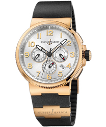 Ulysse Nardin Marine Chronograph Men's Watch Model: 1506-150-3.61