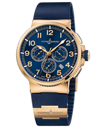 Ulysse Nardin Marine Chronograph Men's Watch Model: 1506-150-3.63