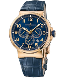 Ulysse Nardin Marine Chronograph Men's Watch Model: 1506-150.63