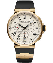 Ulysse Nardin Marine  Men's Watch Model 1532-150-3-40