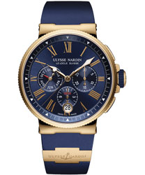 Ulysse Nardin Marine  Men's Watch Model 1532-150-3-43