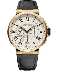 Ulysse Nardin Marine  Men's Watch Model 1532-150-40
