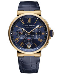 Ulysse Nardin Marine  Men's Watch Model 1532-150-43