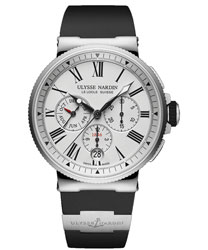 Ulysse Nardin Marine  Men's Watch Model 1533-150-3-40