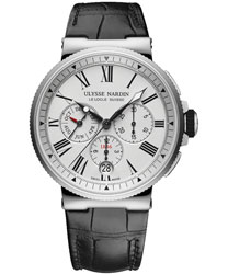 Ulysse Nardin Marine  Men's Watch Model 1533-150-40