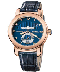 Ulysse Nardin 160th Anniversary Men's Watch Model 1602-100