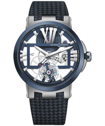Ulysse Nardin Executive Men's Watch Model 1713-139-43