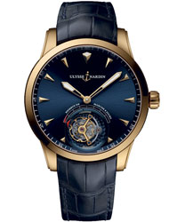 Ulysse Nardin Classic  Men's Watch Model 1782-133-93