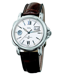 Ulysse Nardin GMT +- Mens Wristwatch