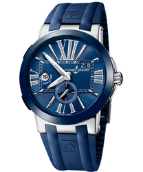 Ulysse Nardin Executive Mens Wristwatch Model: 243-00-3-43