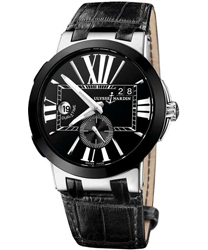 Ulysse Nardin Executive Men's Watch Model 243-00-42