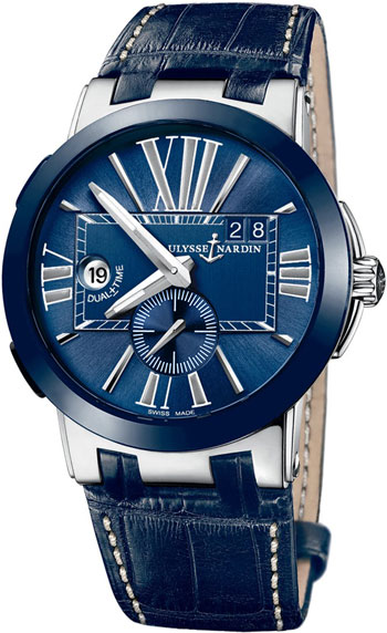 Ulysse Nardin Executive Men's Watch Model 243-00-43
