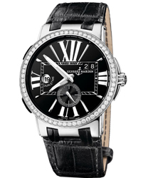Ulysse Nardin Executive Men's Watch Model: 243-00B-42