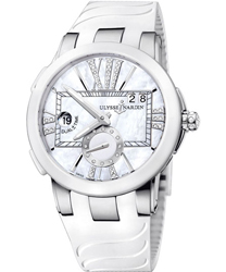 Ulysse Nardin Executive Ladies Watch Model 243-10-3-391