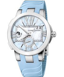 Ulysse Nardin Executive Ladies Watch Model 243-10-3-393