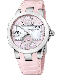 Ulysse Nardin Executive Ladies Wristwatch Model: 243-10-3-397