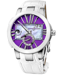 Ulysse Nardin Executive Ladies Watch Model 243-10-30-07