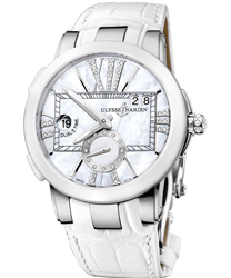 Ulysse Nardin Executive Ladies Watch Model 243-10-391
