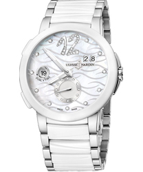 Ulysse Nardin Executive Ladies Wristwatch Model: 243-10-7-691