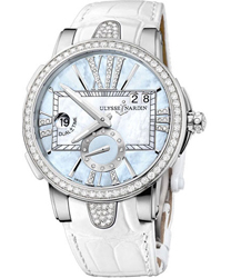 Ulysse Nardin Executive Ladies Wristwatch Model: 243-10B-393