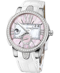 Ulysse Nardin Executive Ladies Watch Model 243-10B-397