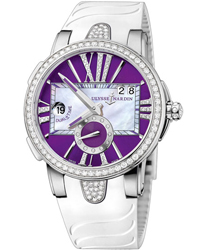Ulysse Nardin Executive Ladies Watch Model 243-10B-3C-30-07