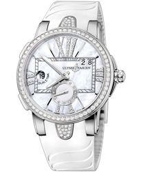 Ulysse Nardin Executive Ladies Watch Model 243-10B-3C-391