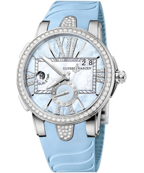 Ulysse Nardin Executive Ladies Wristwatch Model: 243-10B-3C-393