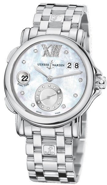 Ulysse Nardin Classico Ladies Watch Model 243-22-7.391