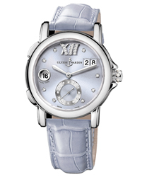 Ulysse Nardin Classico Ladies Watch Model 243-22.30-07