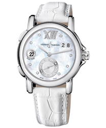 Ulysse Nardin Classico Ladies Watch Model 243-22.391