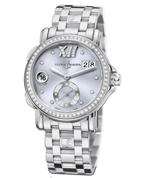Ulysse Nardin Classico Ladies Watch Model 243-22B-7.30-07