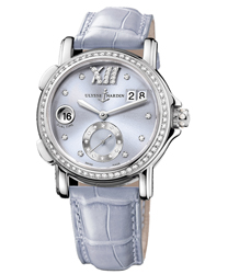 Ulysse Nardin Dual Time Ladies Watch Model 243-22B.30-07