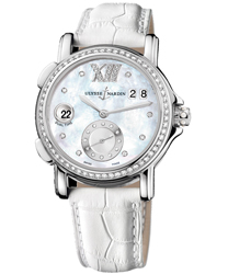 Ulysse Nardin Classico Ladies Watch Model 243-22B.391