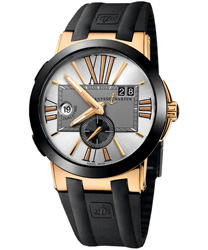 Ulysse Nardin Executive Mens Wristwatch Model: 246-00-3-421