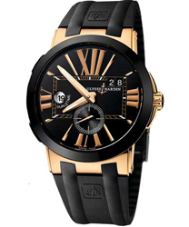 Ulysse Nardin Executive Mens Wristwatch Model: 246-00-3-42