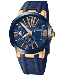 Ulysse Nardin Executive Men's Watch Model 246-00-3-43