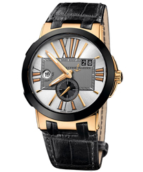 Ulysse Nardin Executive Men's Watch Model 246-00-421