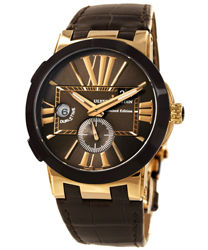 Ulysse Nardin Executive Men's Watch Model: 246-00-45-PCA