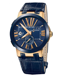 Ulysse Nardin Executive Men's Watch Model 246-00-5-43