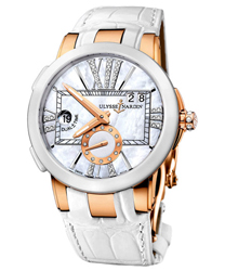Ulysse Nardin Executive Ladies Watch Model 246-10-391