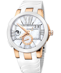 Ulysse Nardin Executive Ladies Wristwatch Model: 246-103-391