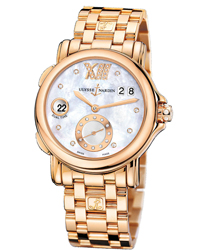 Ulysse Nardin Classico Ladies Watch Model 246-22-8.391
