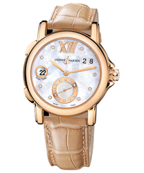 Ulysse Nardin Classico Ladies Watch Model 246-22.391