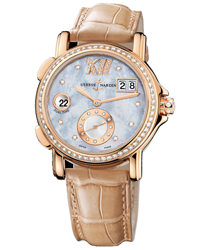 Ulysse Nardin Classico Ladies Watch Model 246-22B.392